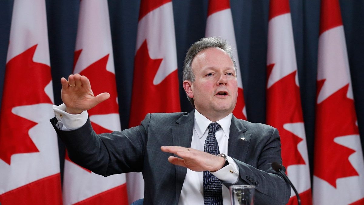 Poloz raises rates on overnight rate